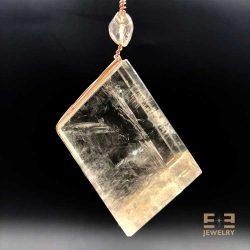 Natural Optical Calcite