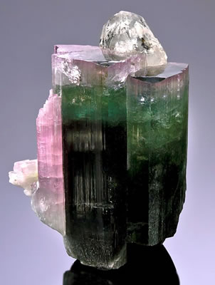 Tri-Color Tourmaline